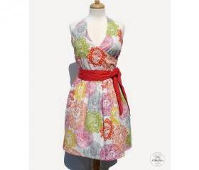 'Day Dead' Pinup & Rockabilly Papel Picado Dress